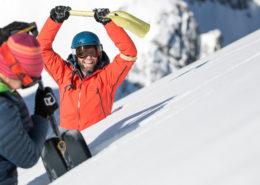 mountain guides arlberg st. anton zürs stuben lech piste to powder