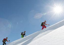 piste to powder ski mountain guides st anton lech zürs stuben arlberg