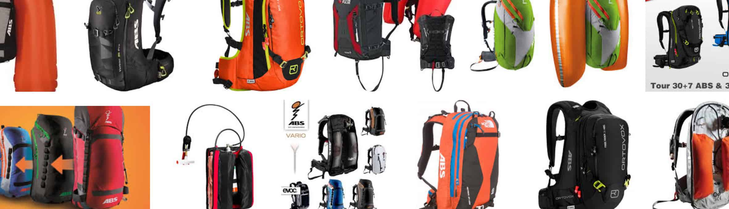 lace up in reasonable price good quality OFF PISTE SKIING - Avalanche ABS bags » Piste To Powder ...