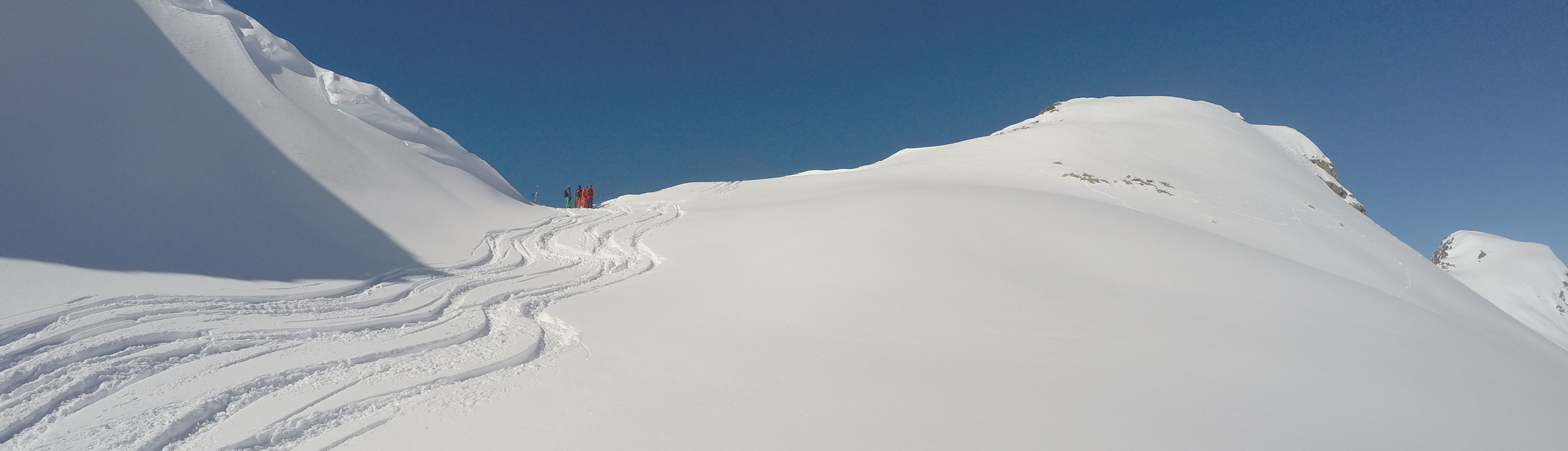 piste to powder - off piste skiing st.anton book your guide now