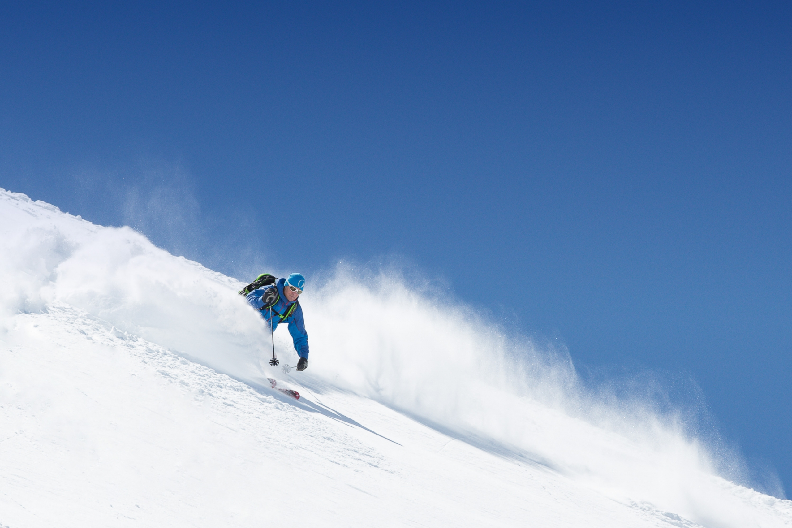 heliskiing lech zürs st anton - book your ski & mountain guides
