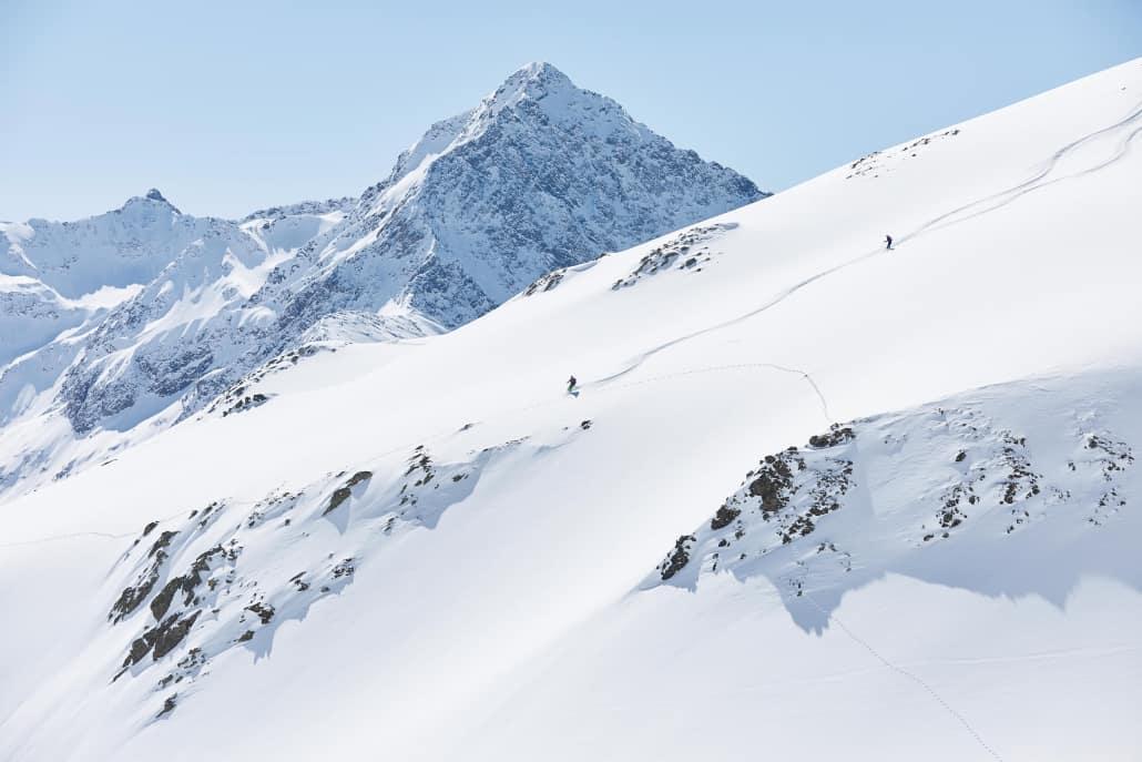 Geführte Skitouren rund um Innsbruck. Buche deine Skitour mit unserem Bergführer im Wipptal, Sellraintal, Stubaital