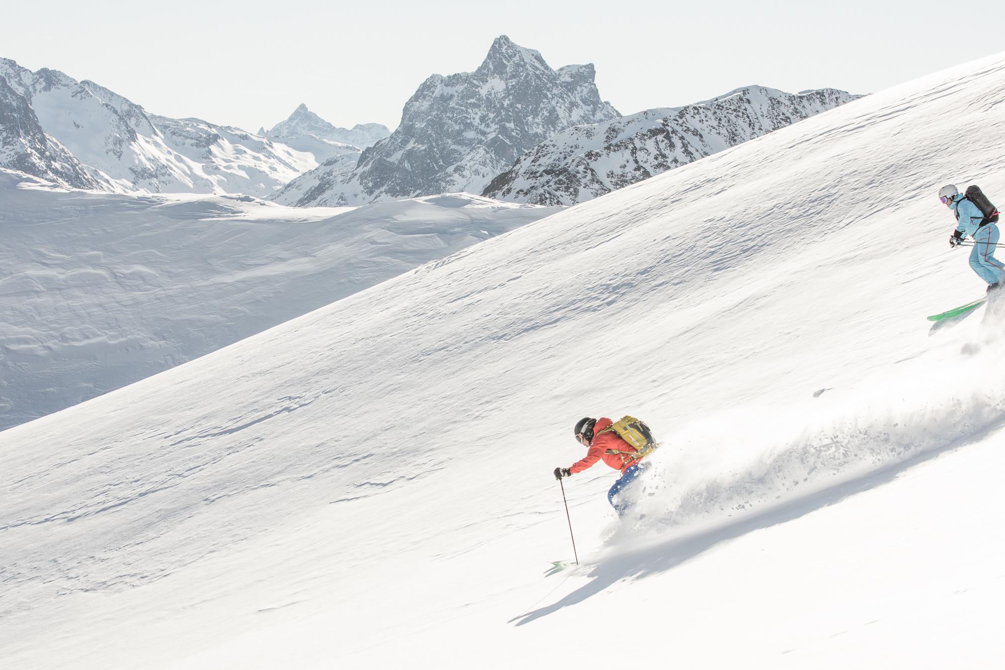 piste to powder mountain guides st anton lech zürs arlberg | privat bergführer und ski guides st anton