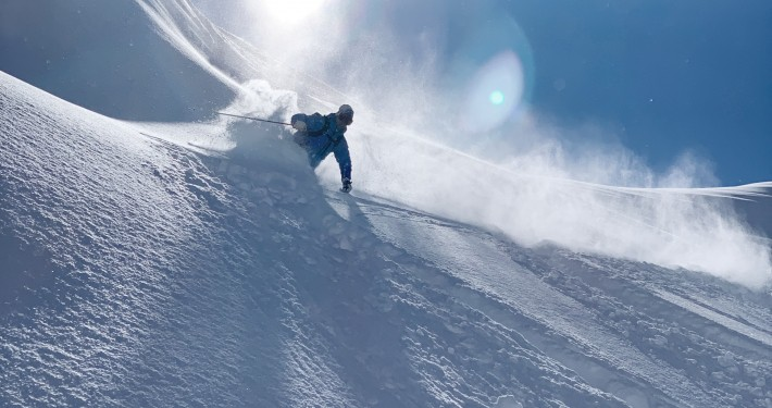 Book your ski guide for your off piste powder package this winter in the arlberg